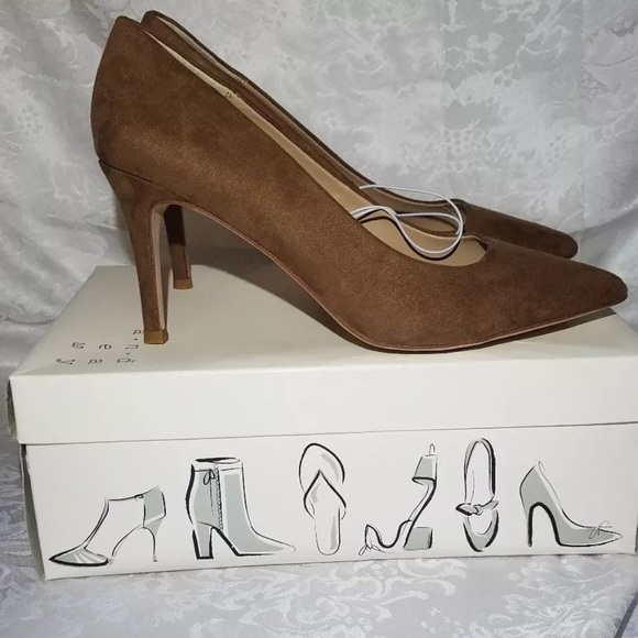 5a74d7f830979 A New Day Shoes | Womens Gemma Wide Width Pointed Toe | Poshmark